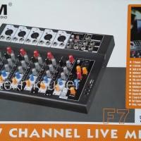 Audio Mixer Pro TUM F7