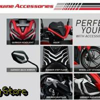 Paket Aksesoris Honda All New Vario Techno 125 150 Esp Led 2018 7 Item