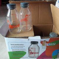 Bossi Botol/Botol Asi/Botol kaca/Botol penyimpan asi