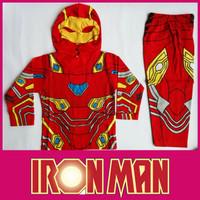Baju Kostum Anak Karakter Superhero Iron Man Avengers Infinity War