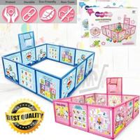 Pagar bayi/tempat main bayi/playground bayi/baby fence/mainan bayi