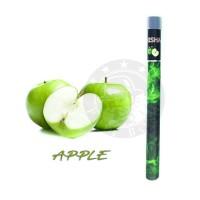 Apple Shisa Vape Rokok Eletrik Rasa Apel 500 Asap Tanpa Tar
