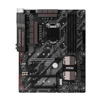 MSI Z270 Tomahawk  Intel LGA 1151 Gaming Motherboard