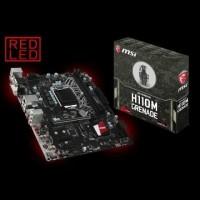 MSI H110M Grenade Intel LGA 1151 Gaming Motherboard