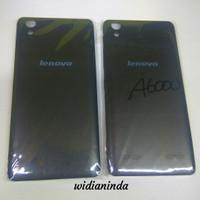 Backdoor back cover tutup lenovo a6000 hitam
