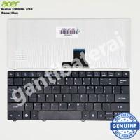 Keyboard Acer Aspire One 722 721 753H 751 751H 1830T - Hitam