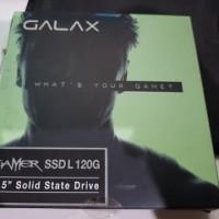 SSD Galax SSD Gamer L Series 120GB