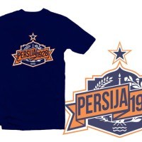 T1543 Kaos Tshirt Baju Combed 30S Distro Persija Jakarta JAkmania