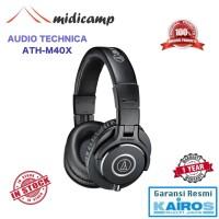Audio Technica ATH-M40x Professional Flat Monitor Headphone