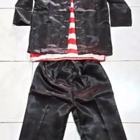 Baju adat anak pakaian madura size L - XL