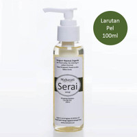 Minyak Sereh. Serai Oil for Mopping Solution