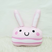Boneka Plushie Macarons Series - Rabbit Medium