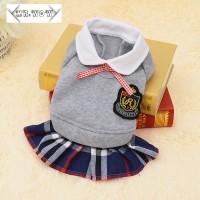Baju Seragam Sekolah Jepang Anjing & Kucing / Dog School Uniform