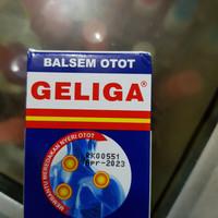 Balsem Otot Geliga 20 g