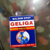 Balsem Otot Geliga 10 g