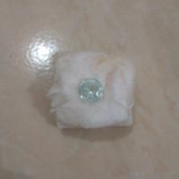 Batu aqua marine 3,7ct