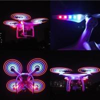 dji phantom 3 propeller led - dji phantom 3 pro propeller led