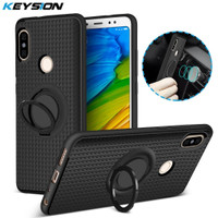 Case Xiaomi Redmi Note 5 Magnetic Ring Shockproof i Zore