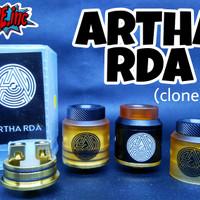 ARTHA RDA by Fatrio X Advken Style Best Quality Clone *(not druga goon