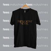 T2296 Kaos Tshirt Baju Combed 30S Distro Resident Evil Game Grade