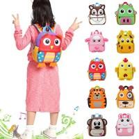 Tas Sekolah Anak - Ransel Anak TK SD PlayGroup PAUD - Kids School Bag