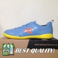 VinzoSport Sepatu Futsal Mitre Optimize IN Dark Lead Orange T01040021