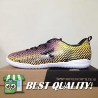 VinzoSport Sepatu Futsal Mitre Motion IN Green Alloy Black T01040017
