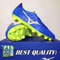 VinzoSport Sepatu Bola Mizuno Rebula V3 Strong Blue P1GA188503 Origin