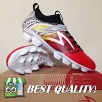 VinzoSport Sepatu Bola Specs Heritage FG Emperor Red 100796 Original
