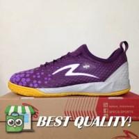 VinzoSport Sepatu Futsal Specs Metasala Knight Plum Purple 400734 Ori