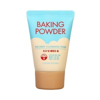 etude baking powder bb deep cleansing foam
