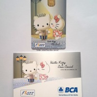 Kartu Flazz BCA Hello Kitty & Dear Daniel
