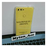 Soft Case Anti Crack ASUS ZENFONE MAX PLUS M1 ZB570TL Anticrack Bening