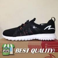 DribbleShop Sepatu Running/Lari Specs Prelude Black White 200540 Orig