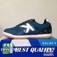 DribbleShop Sepatu Futsal Kelme Intense Moss 55781-668 Original BNIB