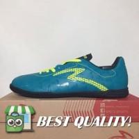 DribbleShop Sepatu Futsal Specs Quark IN Tosca Solar Slime 400758 Ori