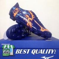 DribbleShop Sepatu Bola Mizuno Ryuou MD Blue Depths P1GA189054 Origin