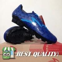 DribbleShop Sepatu Bola Specs Quark FG Galaxy Cirrus Blue 100827 Orig