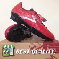 DribbleShop Sepatu Bola Specs Quark FG Chestnut Red 100757 Original B