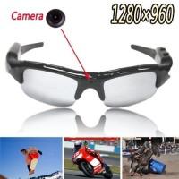 Sunglasses Spy Hidden Camera - Mobile Eyewear Recorder - Photo + Video
