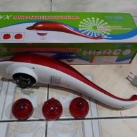Alat Pijat Refleksi Dolphin Magnetism Hammer Massager YX-808