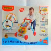 BabyElle 8 in 1 Musical Activity Walker Baby Elle