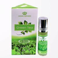 Parfum Ar Rehab Green Tea - 6 botol