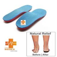 Flat Foot / Medial Arch Support / Insole Sepatu Anak-Anak Flat Foot