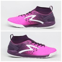 Sepatu Futsal Specs Barricada Magna Scandinavian Purple 400693 Origina