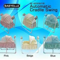 ayunan baby babyelle automatic / automatic cradlle swing