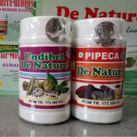 Obat Herbal Diabetes Gula Darah Kering Basah Kolesterol Ampuh DENATURE