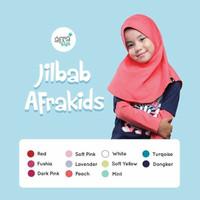 Jilbab Afra Kids Size L