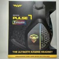Headset Gaming Armaggeddon Pulse 7/Armagedon Pulse 7