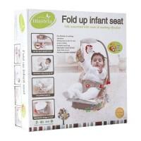 Bouncer baby Mastela 07217 Fold Up Infant Seat Cream